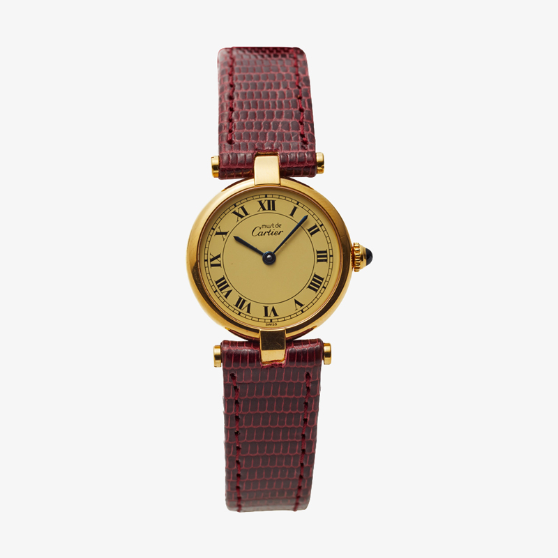 SOLD OUT|Cartier|must de Cartier Vendome SM – 90's|VINTAGE Cartier
