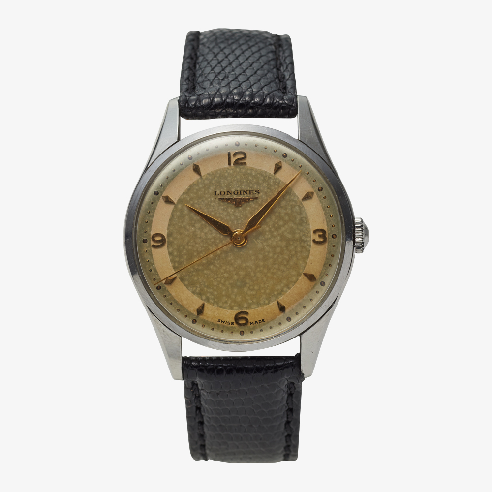 SOLD OUT|LONGINES|Men's model – 50's|VINTAGE LONGINES