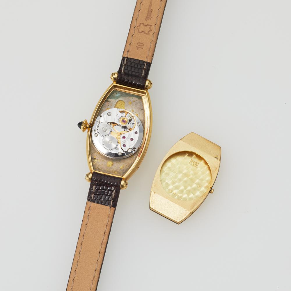 Cartier|TONNEAU 18KYG - 90's|VINTAGE Cartier
