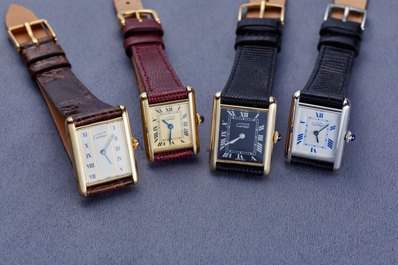 Feature. must de Cartier TANK