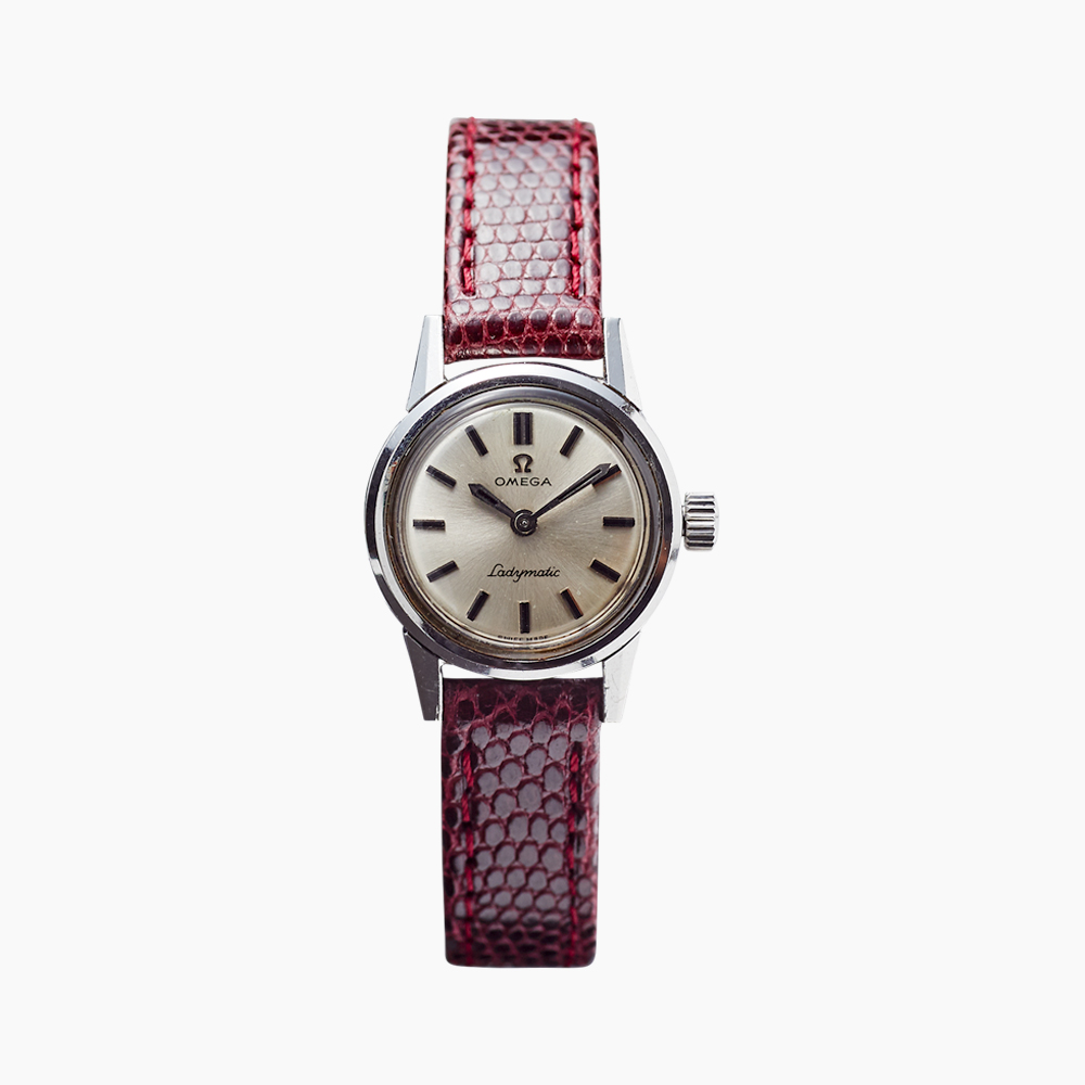 SOLD OUT|OMEGA|Ladymatic – 60's|VINTAGE OMEGA