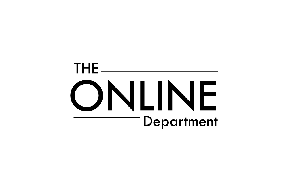 THE ONLINE DEPARTMENT