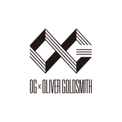 OG×OLIVER GOLDSMITH / オージー・バイ・オリバー・ゴールドスミス