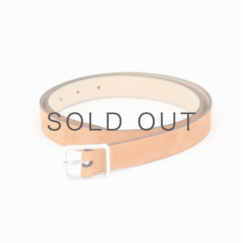 Anderson's for NEAT|SUEDE BELT – ORANGE|NEAT