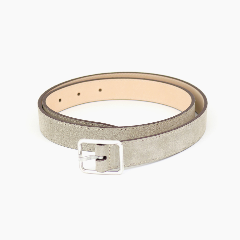 Anderson's for NEAT|SUEDE BELT – BEIGE|NEAT