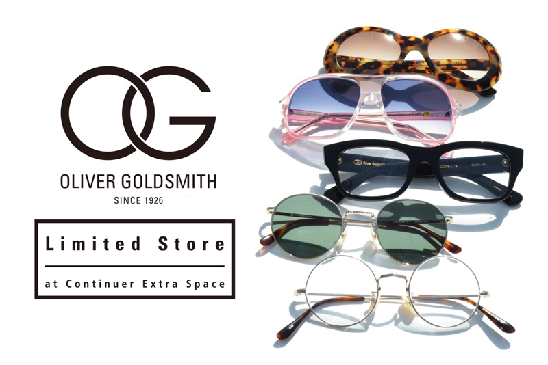 Oliver Goldsmith Limited Store