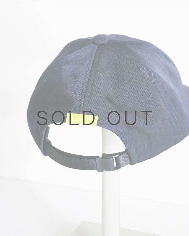 LONG BRIM CAP – Navy|for The PARKSIDE ROOM|COMESANDGOES