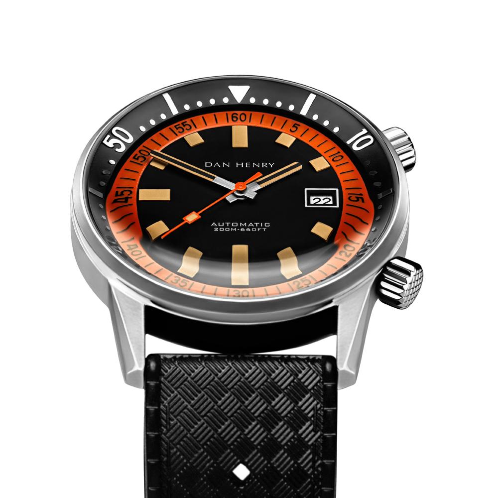 1970 44mm - Orange|DAN HENRY