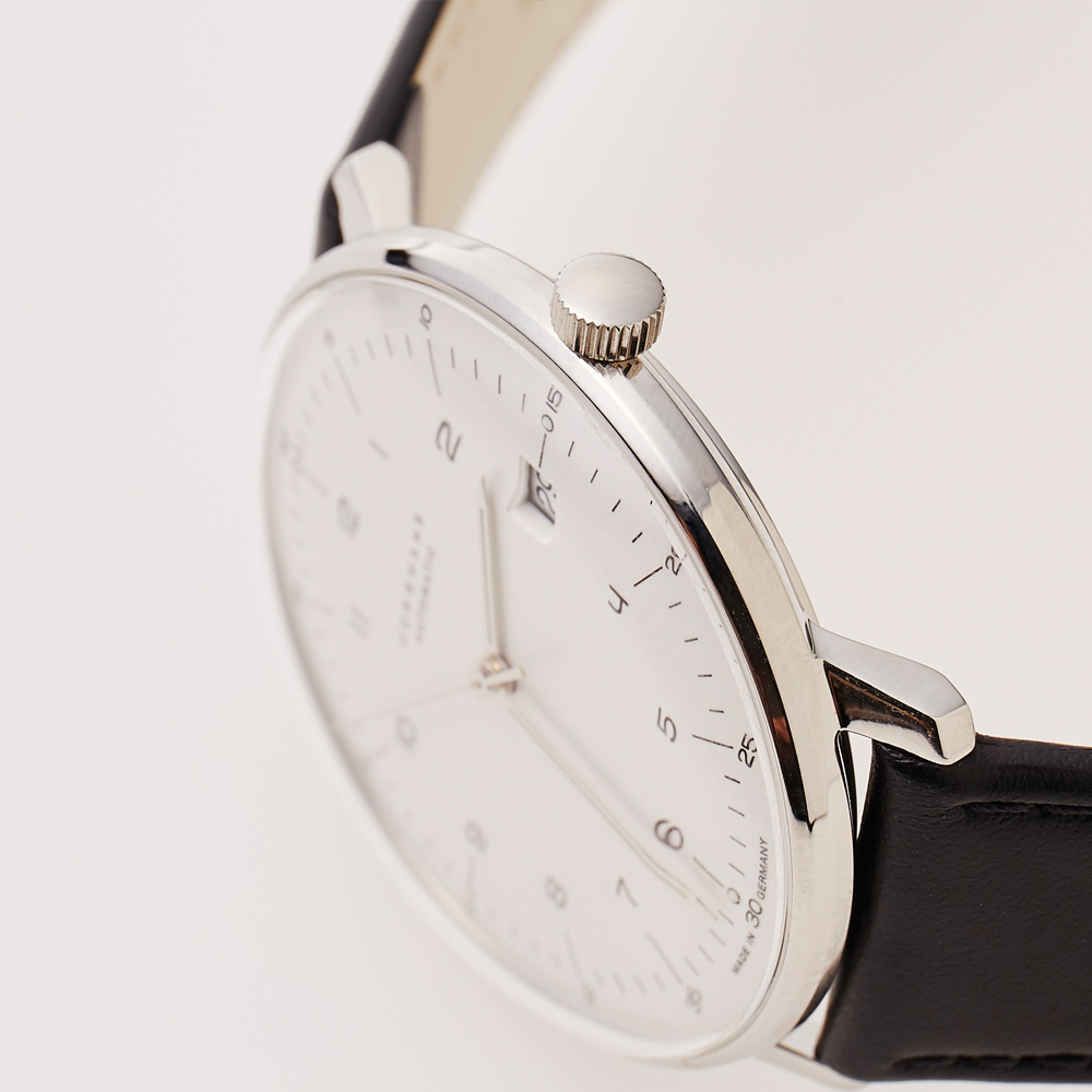 max bill Automatic - White|JUNGHANS