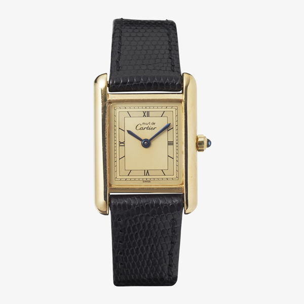SOLD OUT|Cartier|must de Cartier TANK – SM|VINTAGE Cartier