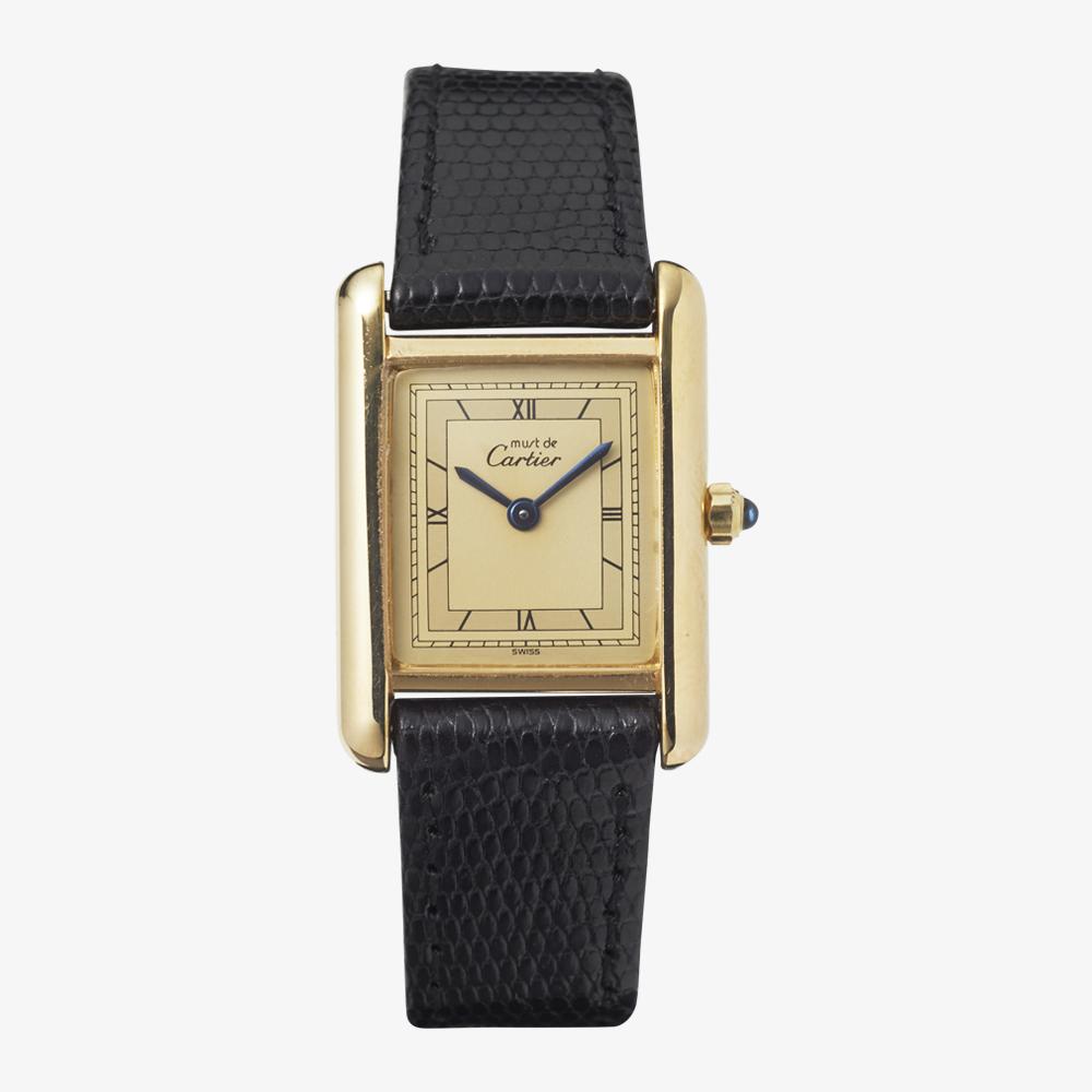 SOLD OUT|Cartier|must de Cartier TANK - SM|VINTAGE Cartier