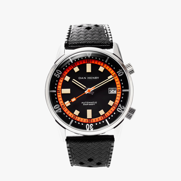 SOLD OUT|1970 40mm – Orange|DAN HENRY