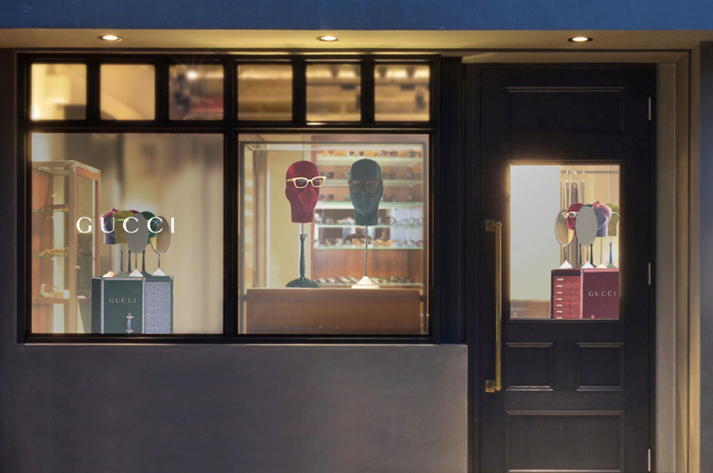 GUCCI EYEWEAR|POP UP STORE