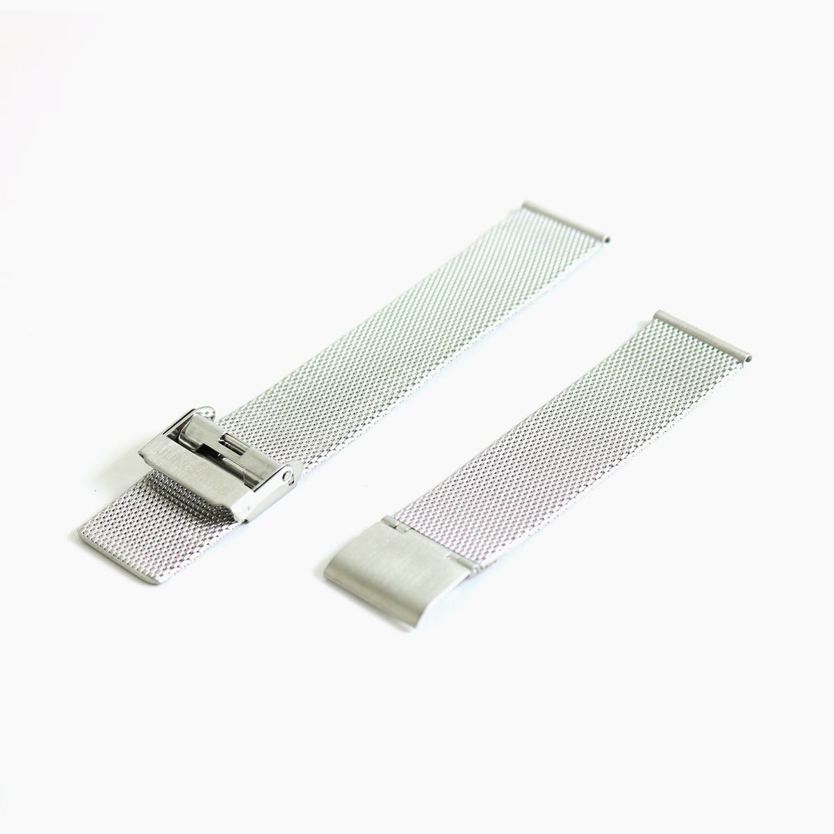 max bill Stainless band 20mm - Silver|JUNGHANS