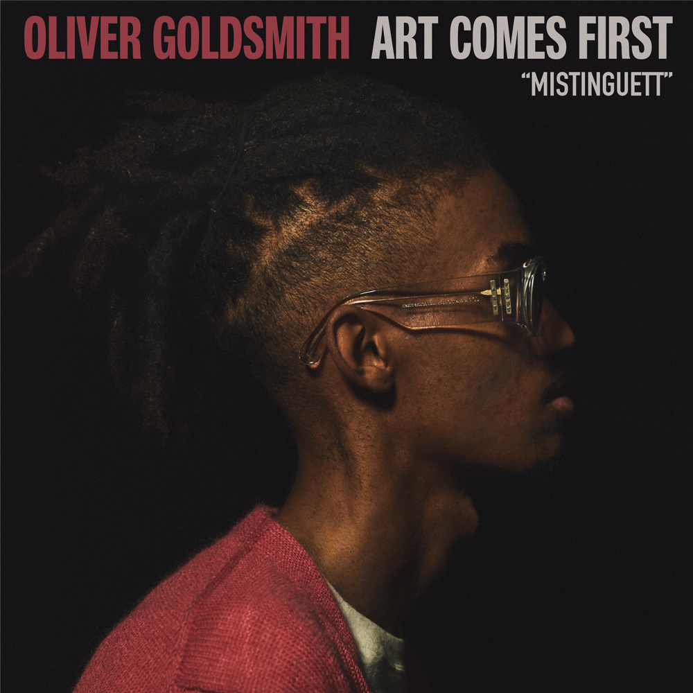 Oliver Goldsmith × ART COMES FIRST〈Ⅱ〉