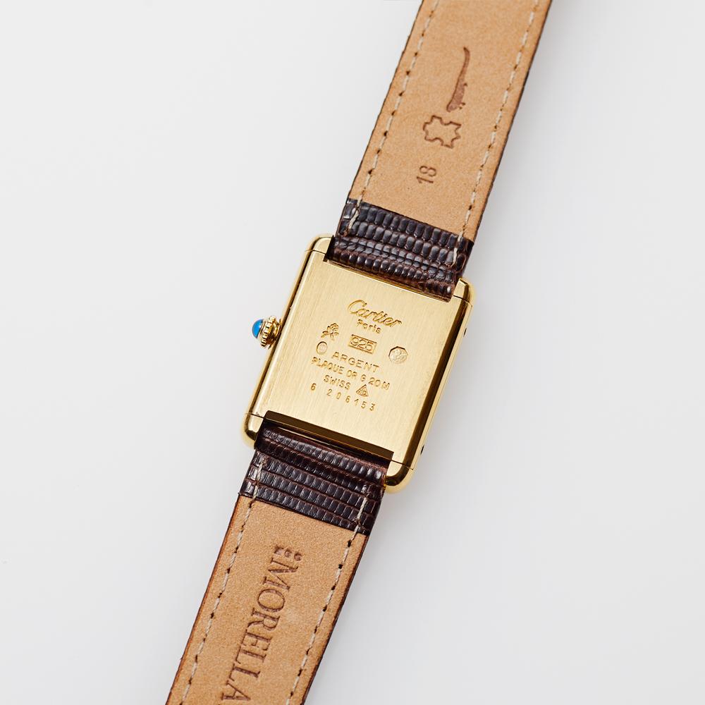 SOLD OUT Cartier must de Cartier TANK LM - 80's VINTAGE Cartier