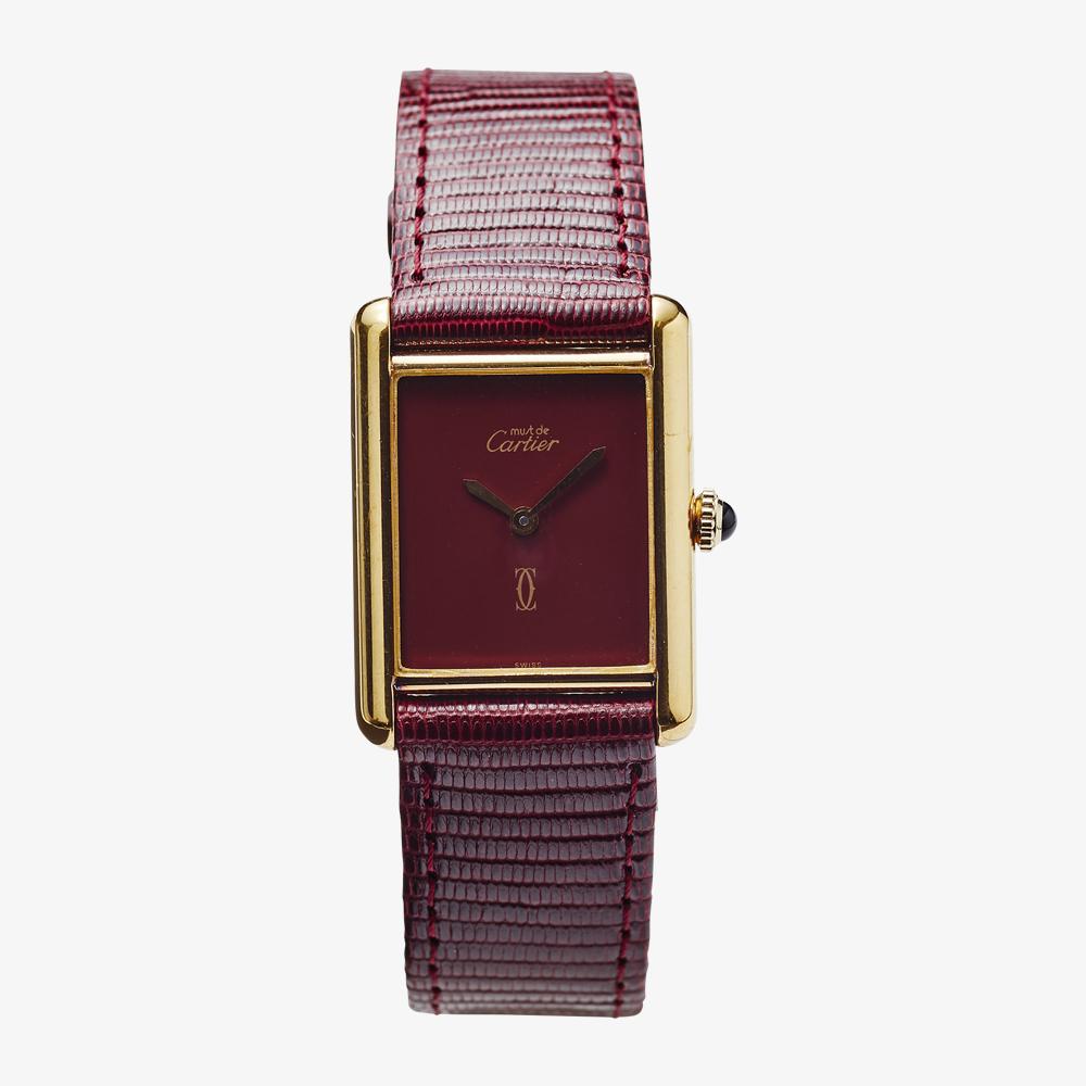 SOLD OUT|Cartier|must de Cartier TANK LM – 80's|VINTAGE Cartier