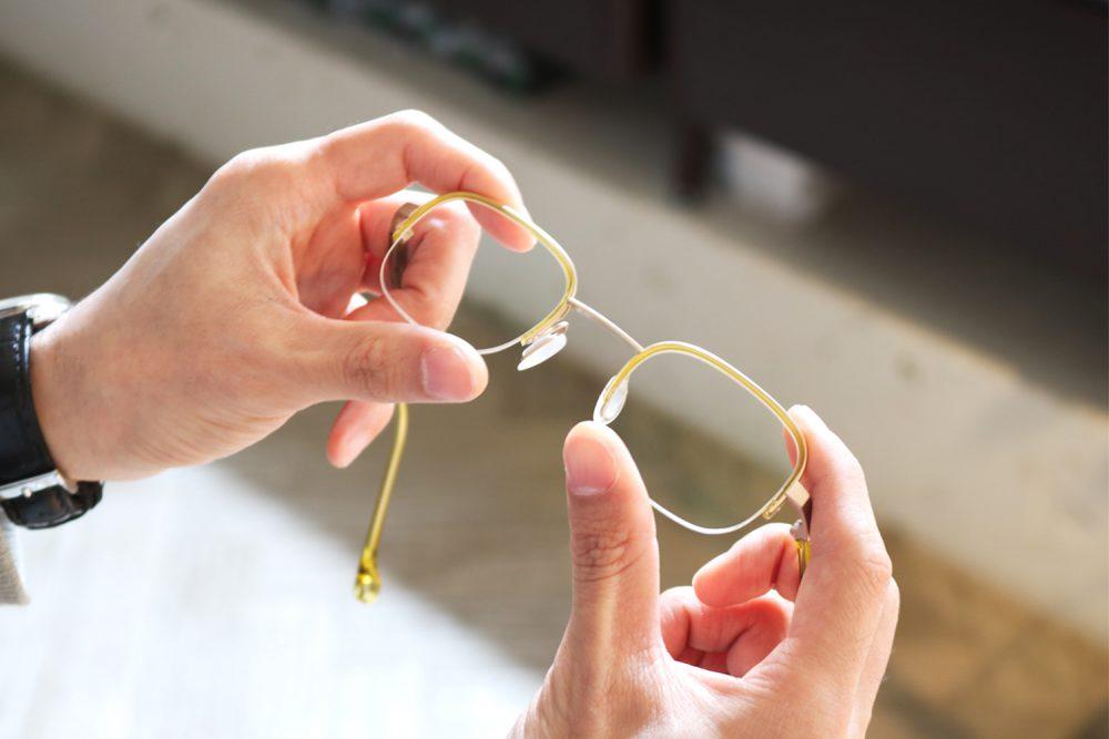 アイウェア連載 |わたしのメガネ
