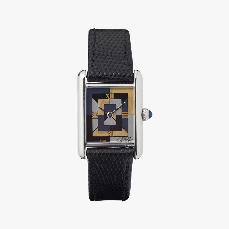 SOLD OUT|Cartier|must de Cartier TANK Art deco SM – 90's|VINTAGE Cartier