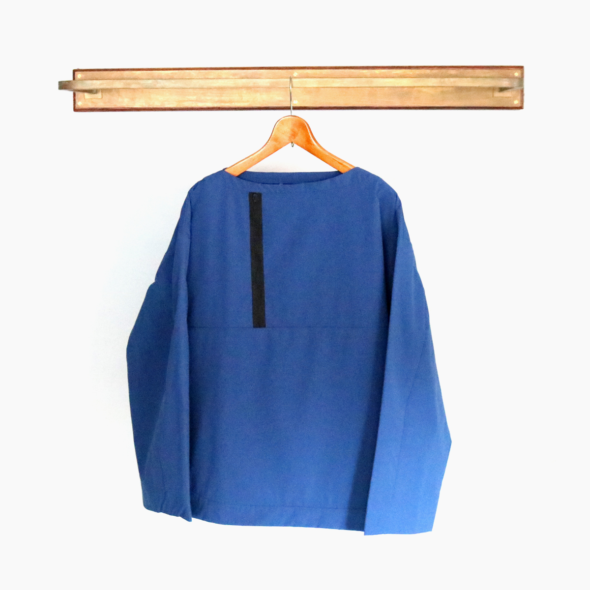 Cargo Smock – Blue|The PARKSIDE ROOM