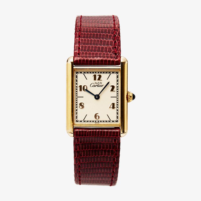 SOLD OUT|Cartier|must de Cartier TANK – 90's|VINTAGE Cartier