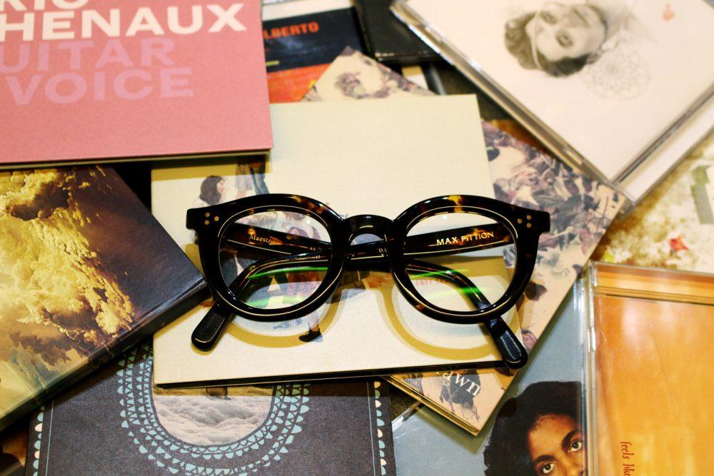 アイウェア連載|わたしのメガネ