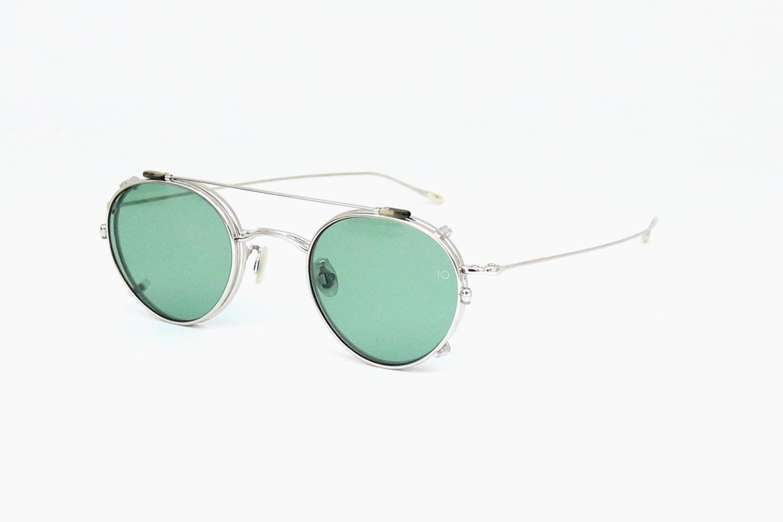 no.3 47 SLIDE CLIP - 1S Exclusive 10 eyevan