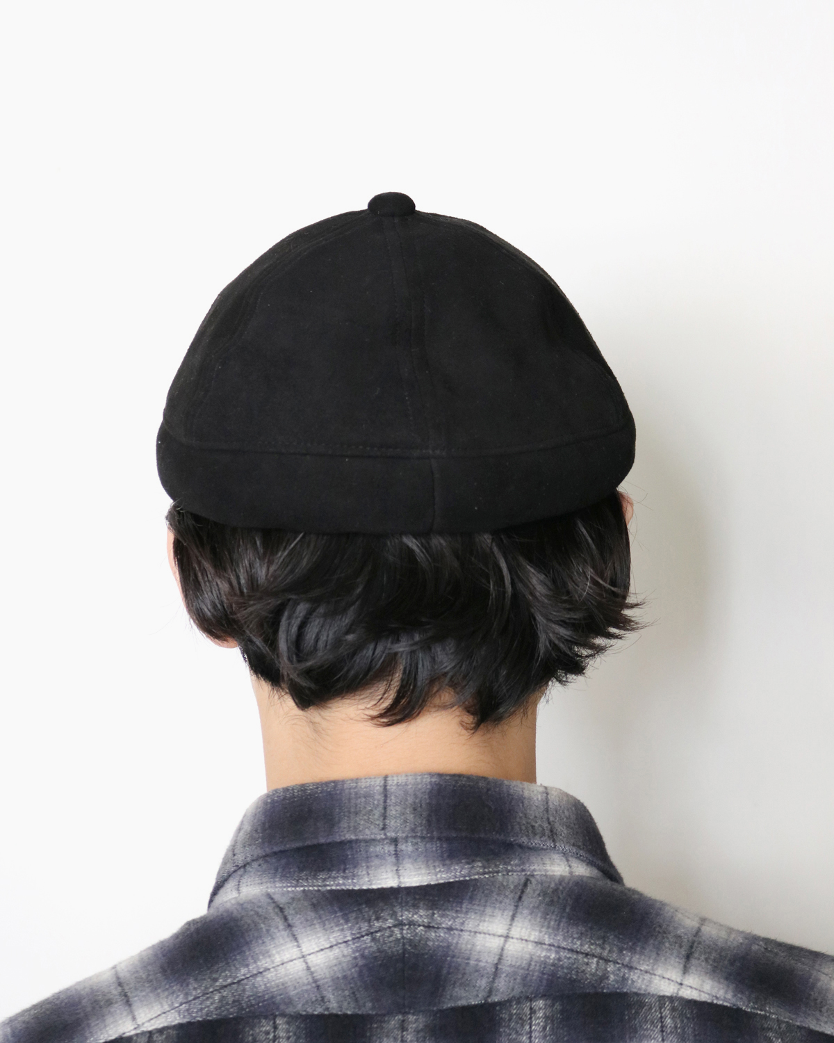 SHEEP BEANIE / BLACK|COMESANDGOES
