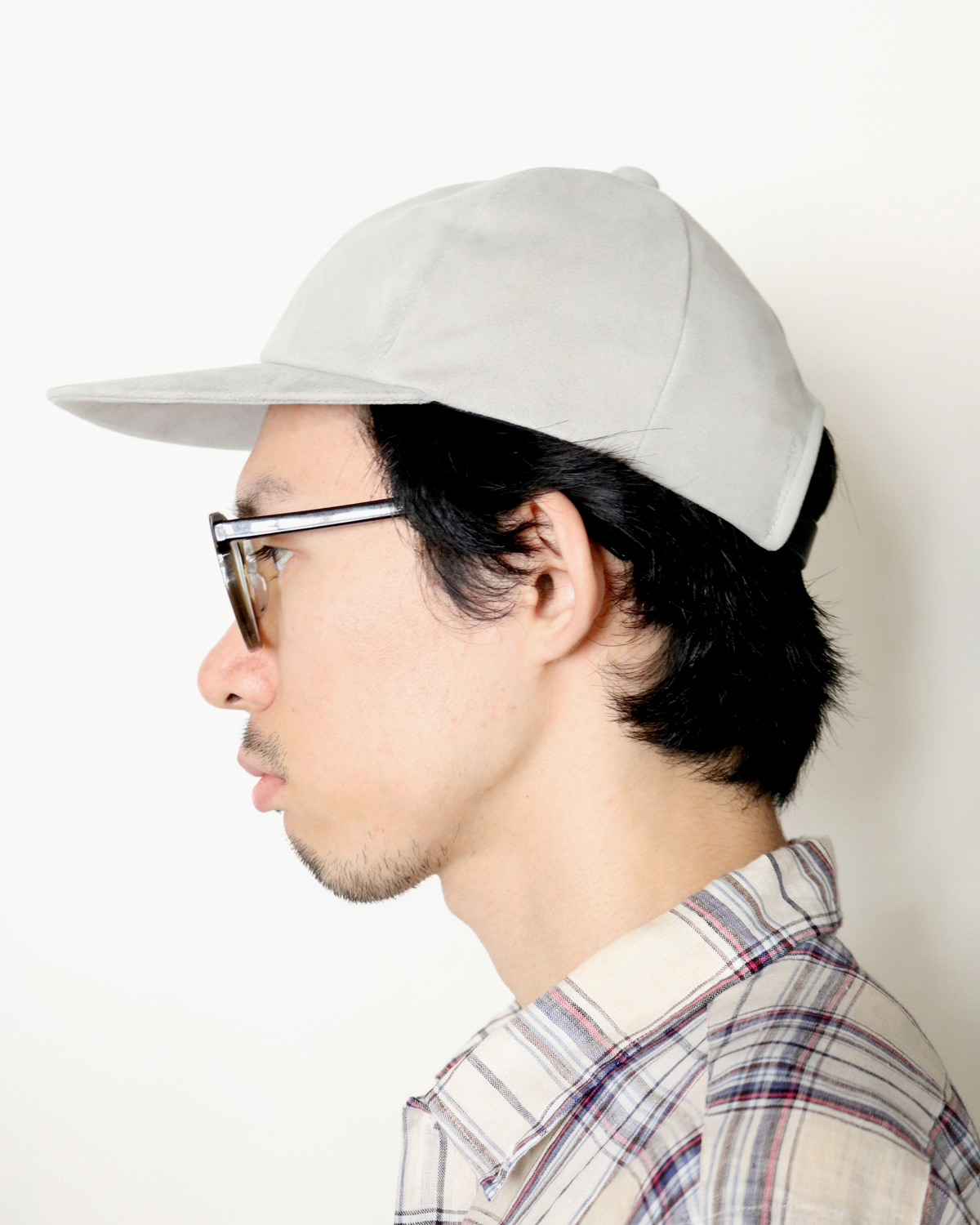 SHEEP CAP / LIGHT GRAY|COMESANDGOES