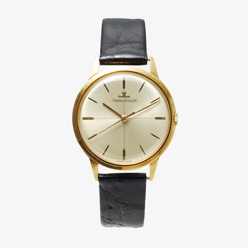 JAEGER-LECOULTRE|18KYG Bar Index Men's model – 60's|VINTAGE JAEGER-LECOULTRE