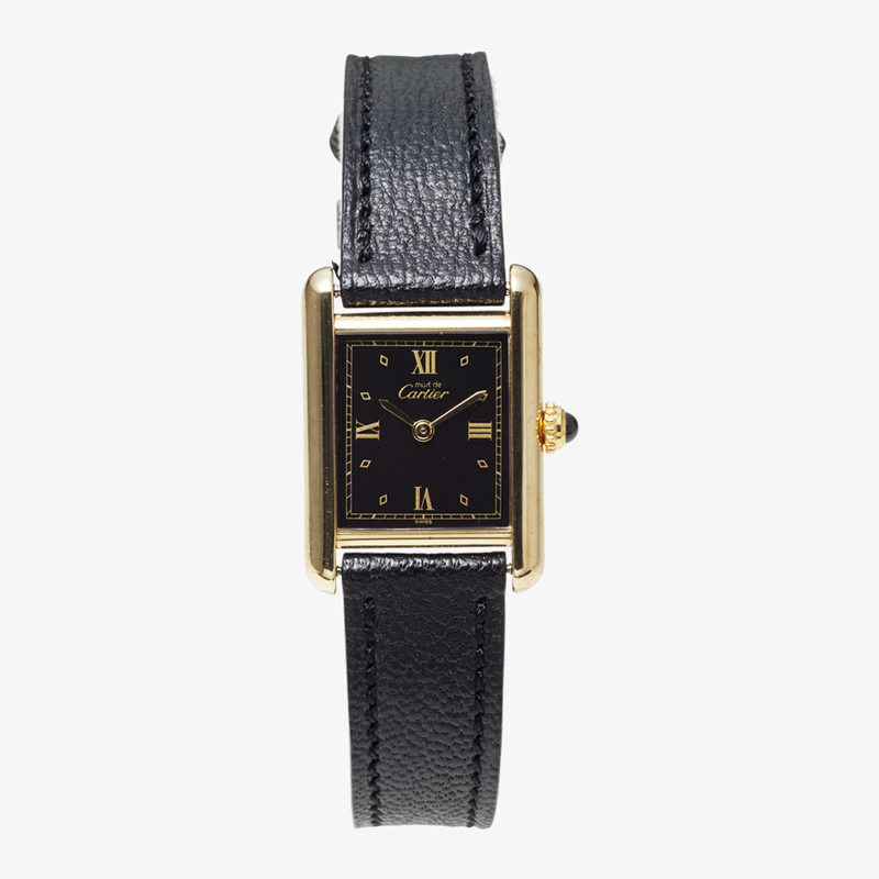 SOLD OUT|Cartier|must de Cartier TANK SM – 90's|VINTAGE Cartier