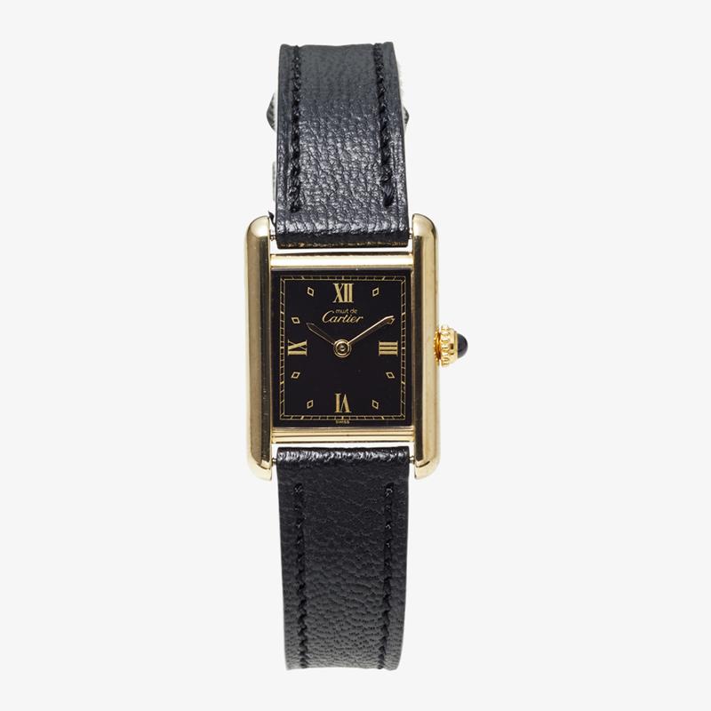 SOLD OUT|Cartier|must de Cartier TANK SM – 90's|VINTAGE Cartier