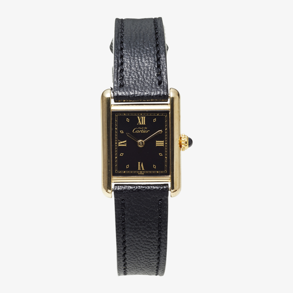 SOLD OUT|Cartier|must de Cartier TANK SM - 90's|VINTAGE Cartier