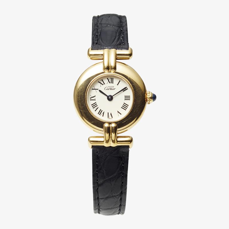 SOLD OUT|Cartier|must de Cartier Colisee – 90's|VINTAGE Cartier