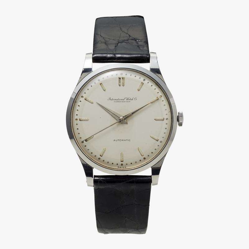 SOLDOUT|IWC| Bar Index Men's model – 50's|Vintage IWC
