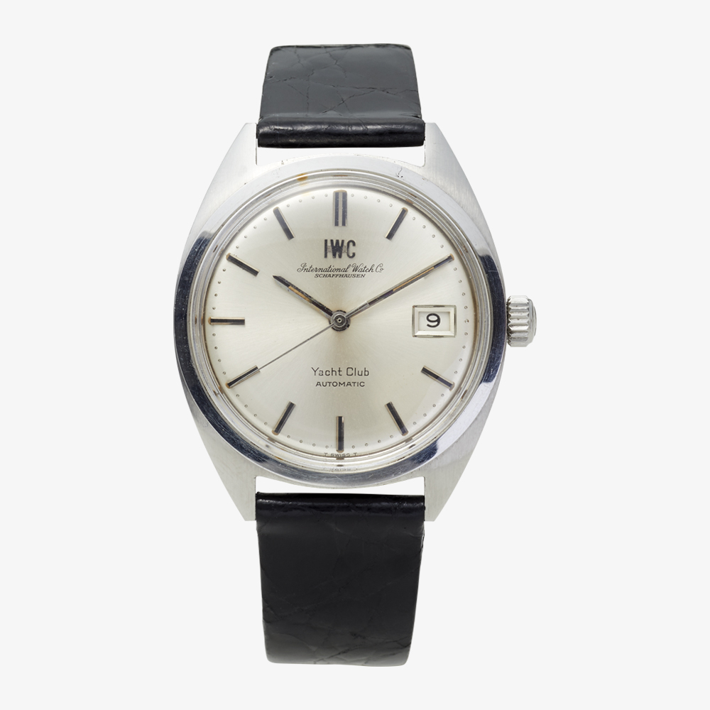SOLD OUT IWC YACHT CLUB - 60's Vintage IWC