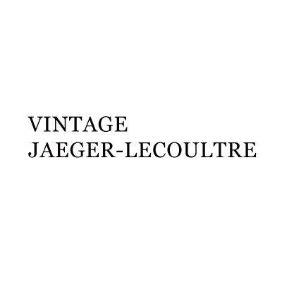 VINTAGE JAEGER-LECOULTRE / ヴィンテージ ジャガー・ルクルト