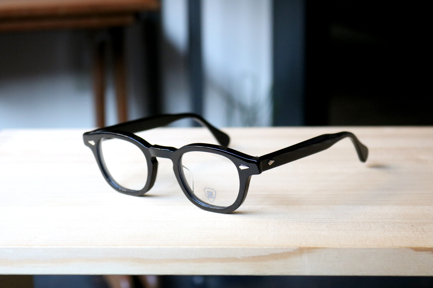 JULIUS TART OPTICAL|「AR」BLACK