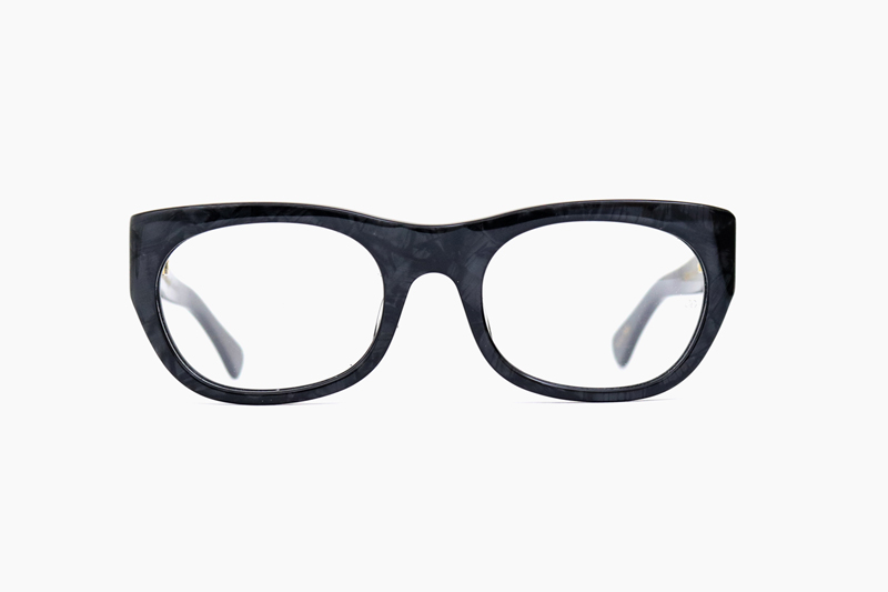 COUNSELLOR 51 – Marble Black|OLIVER GOLDSMITH