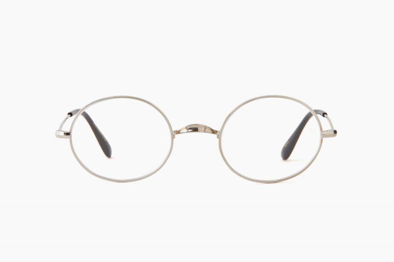 Oliver Oval/Pro Titanium – Silver|OLIVER GOLDSMITH