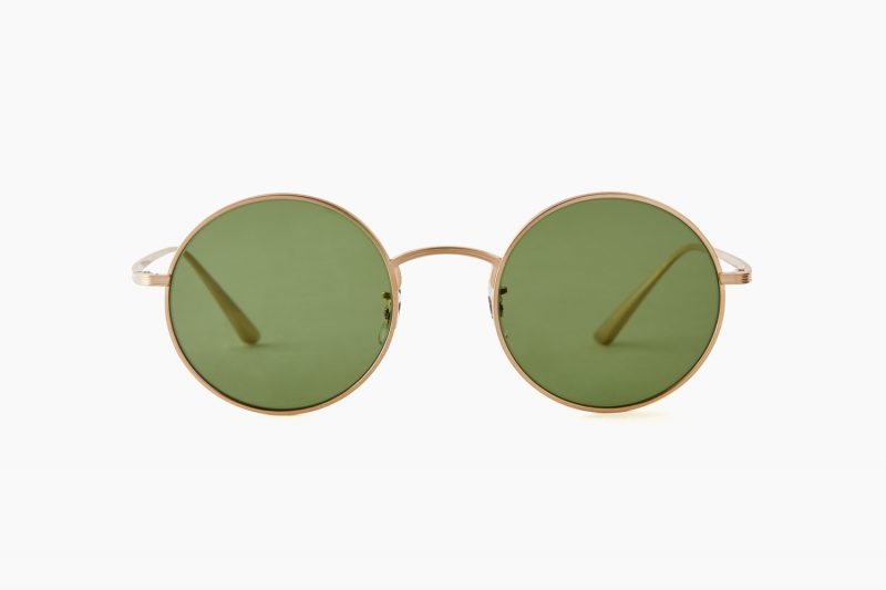 After Midnight – Antique Gold|OLIVER PEOPLES