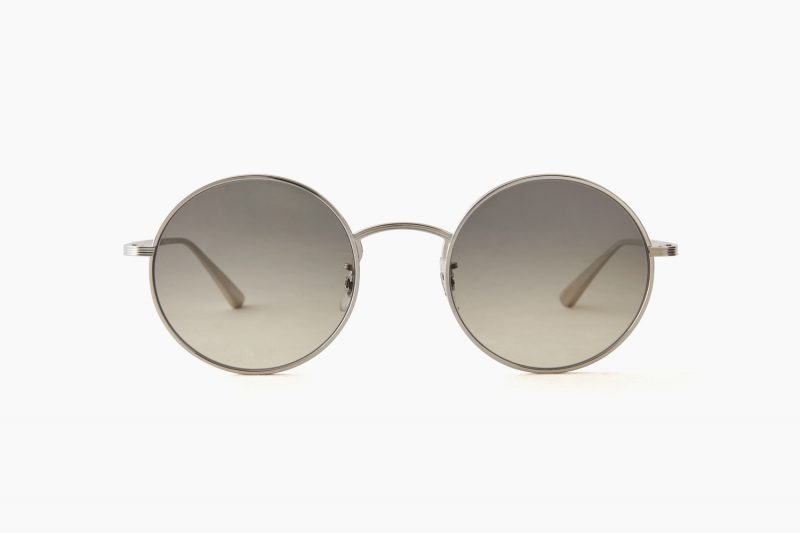 OLIVER PEOPLES THE ROW|After Midnight – Silver|OLIVER PEOPLES