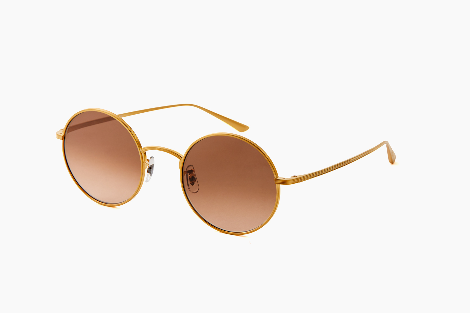 OLIVER PEOPLES THE ROW|After Midnight - Yellow Gold|OLIVER PEOPLES