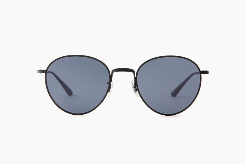 BROWNSTONE2 – Matte Black|OLIVER PEOPLES