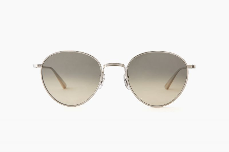 BROWNSTONE2 – Silver|OLIVER PEOPLES