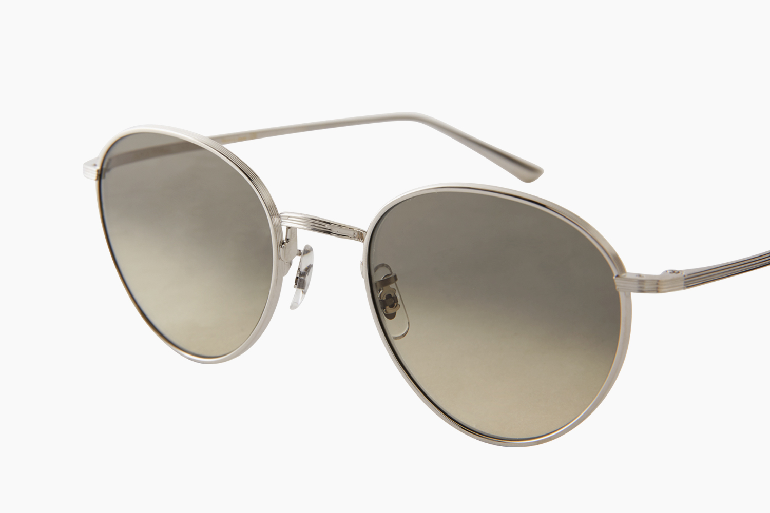 OLIVER PEOPLES THE ROW|BROWNSTONE2 - Silver|OLIVER PEOPLES