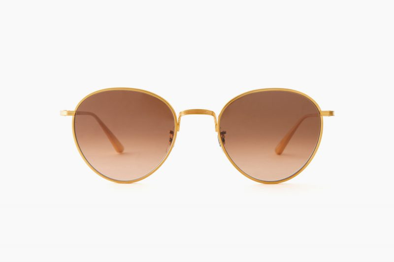 BROWNSTONE2 – Yellow Gold|OLIVER PEOPLES