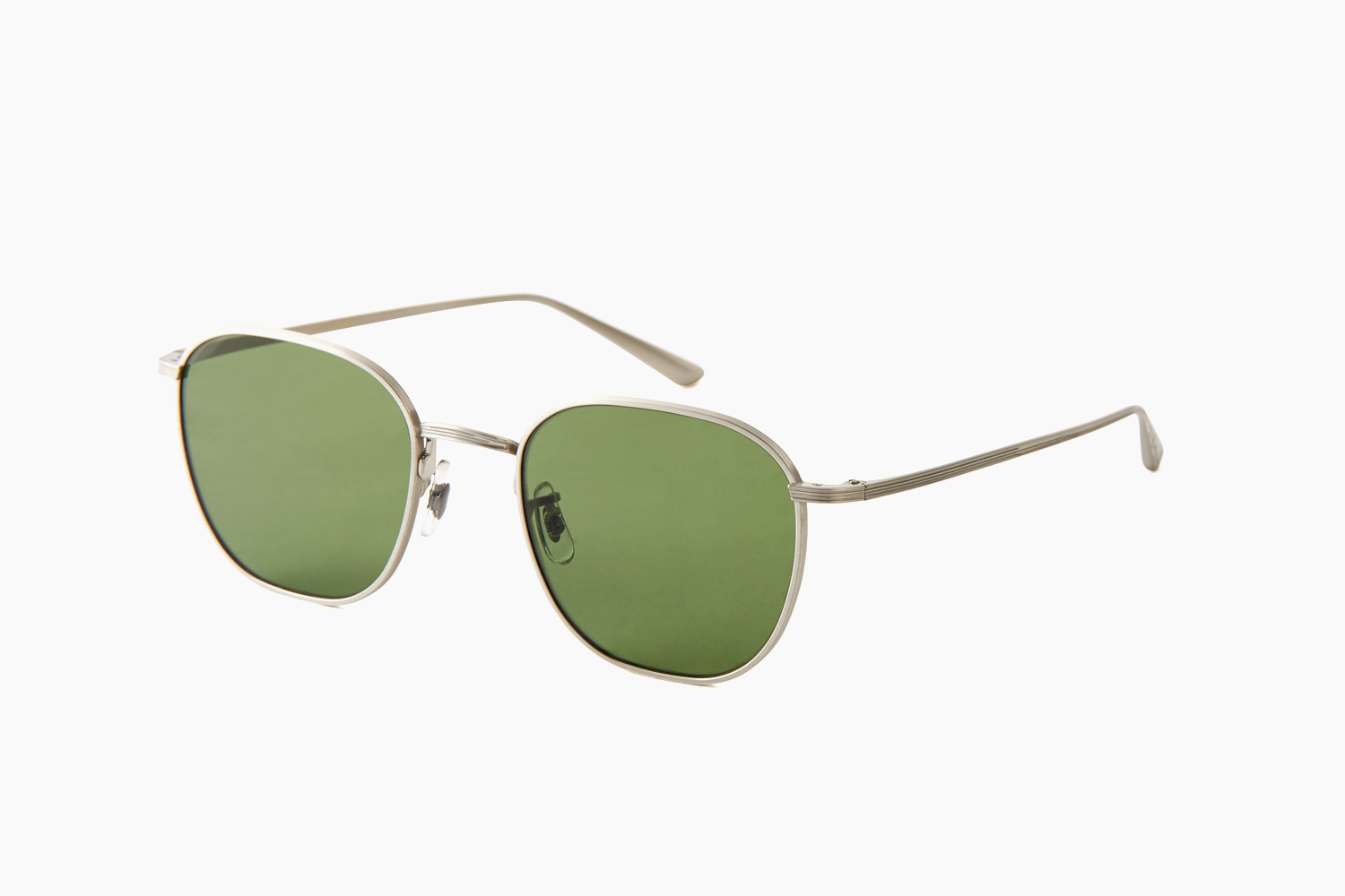 OLIVER PEOPLES THE ROW|Board Meeting 2 - Antique Silver|OLIVER PEOPLES