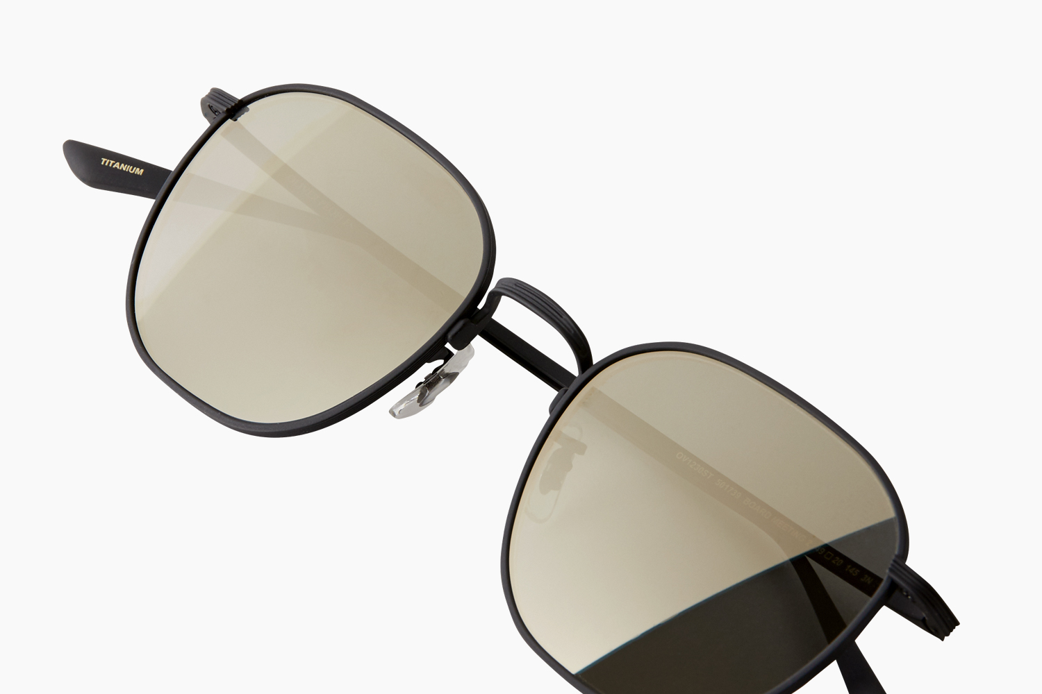 OLIVER PEOPLES THE ROW Board Meeting 2 - MatteBlack OLIVER PEOPLES