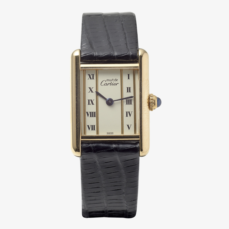 SOLDOUT|Cartier|must de Cartier TANK LM – 90's|VINTAGE Cartier